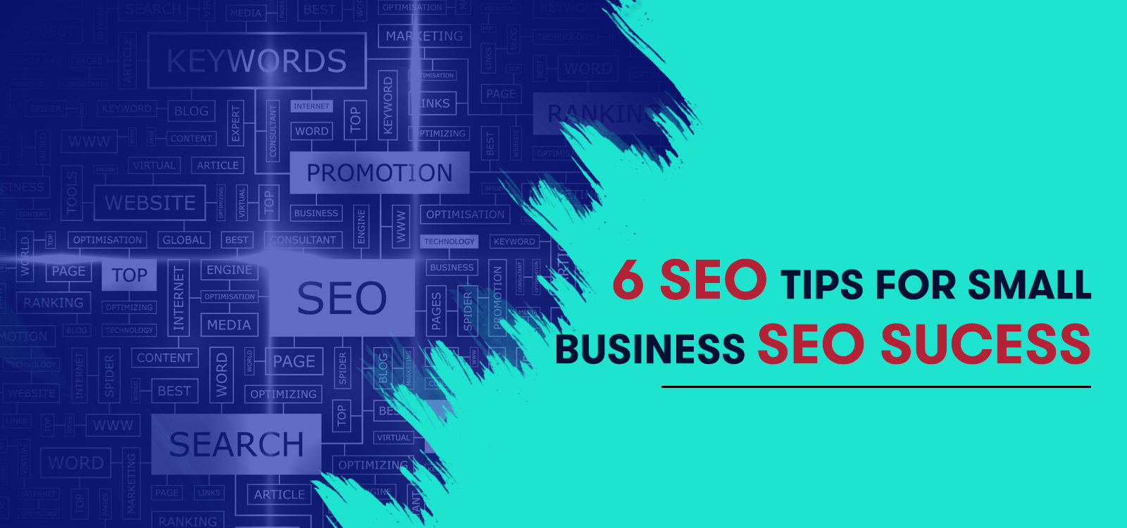 6 SEO tips for small business SEO success