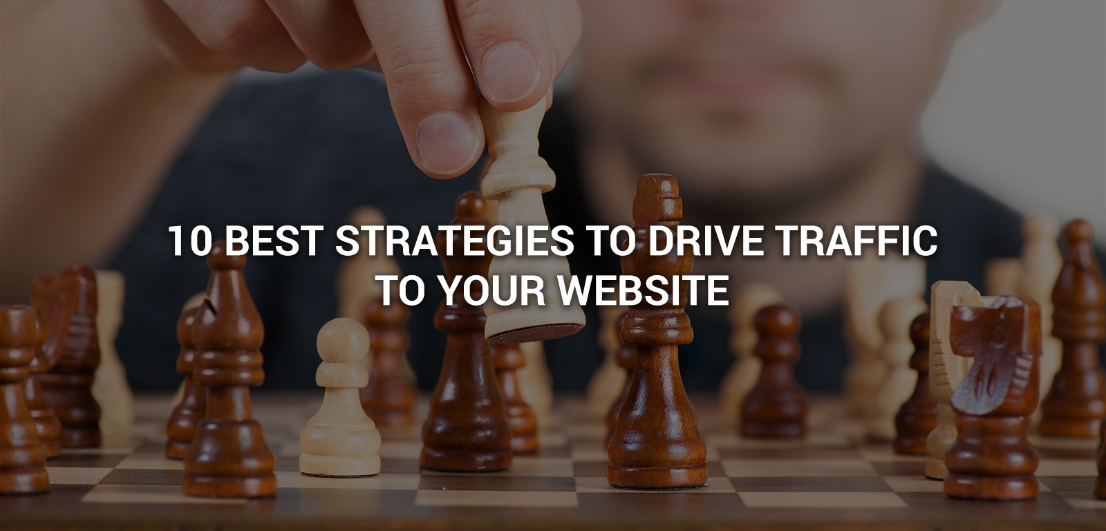 10 best strategies to drive traffic to your website
