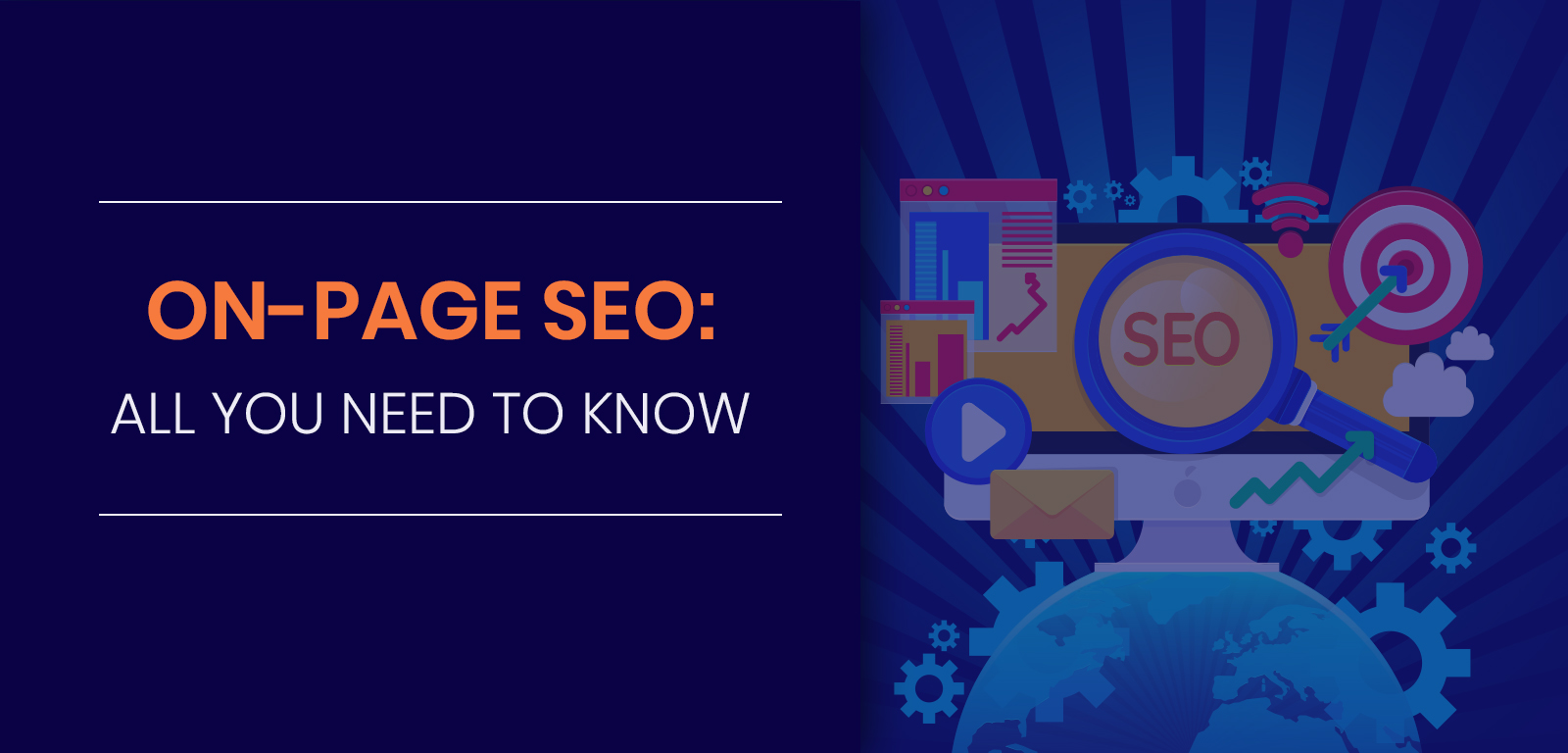ON-PAGE SEO: All you need to know