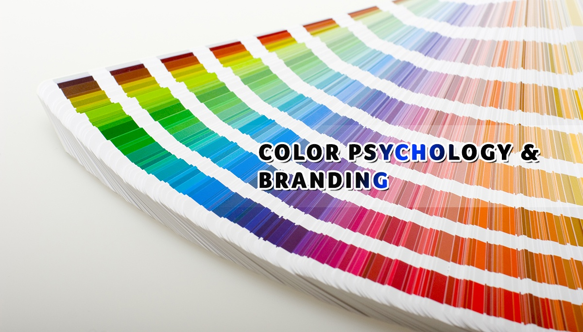 How does color psychology effects in branding your business?