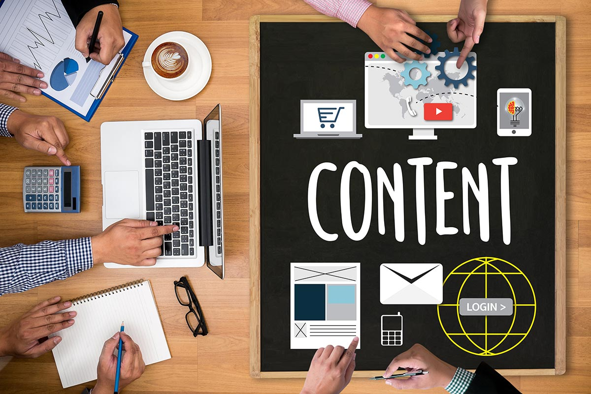 5 content strategies for small business blogging