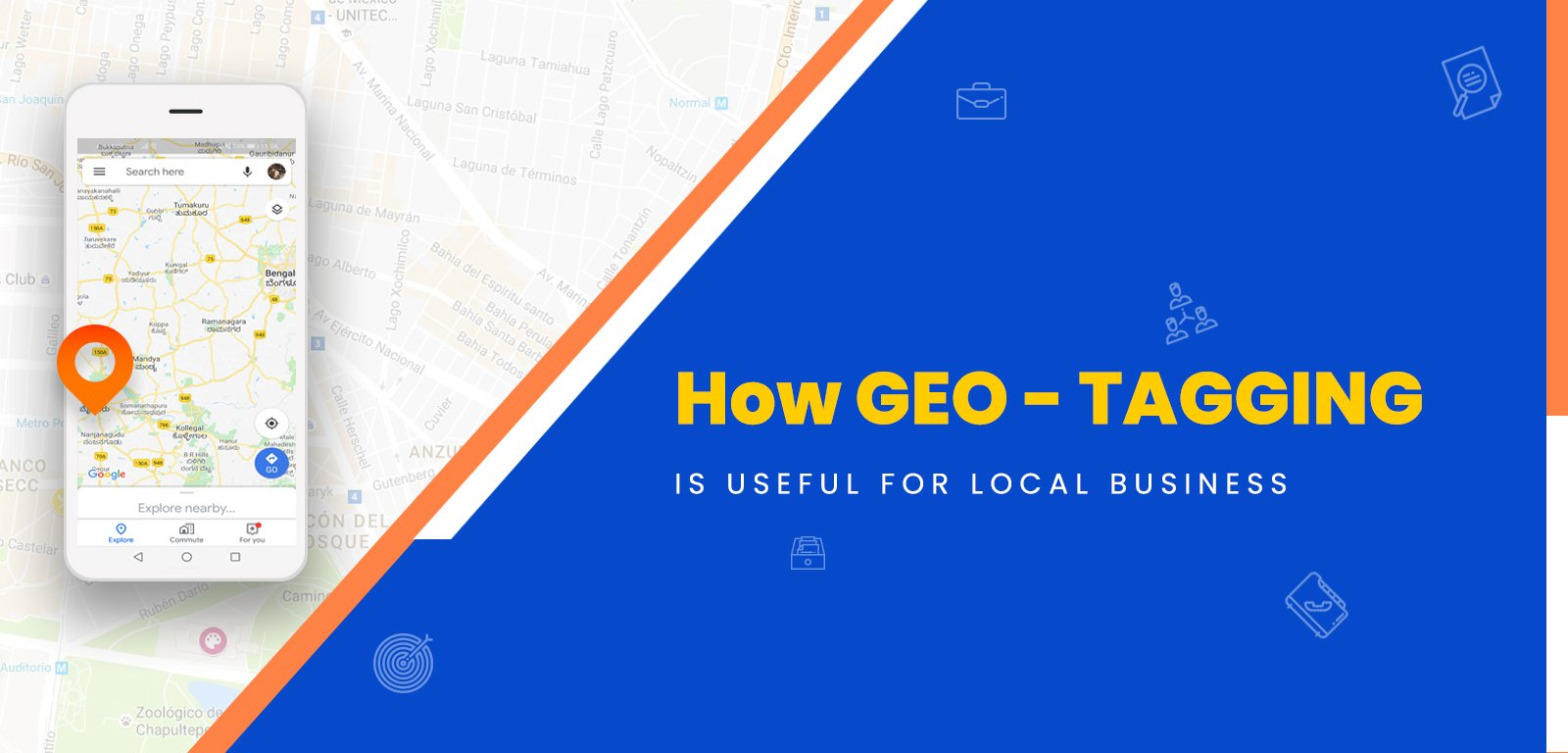 How GEO-TAGGING is useful for Local Business