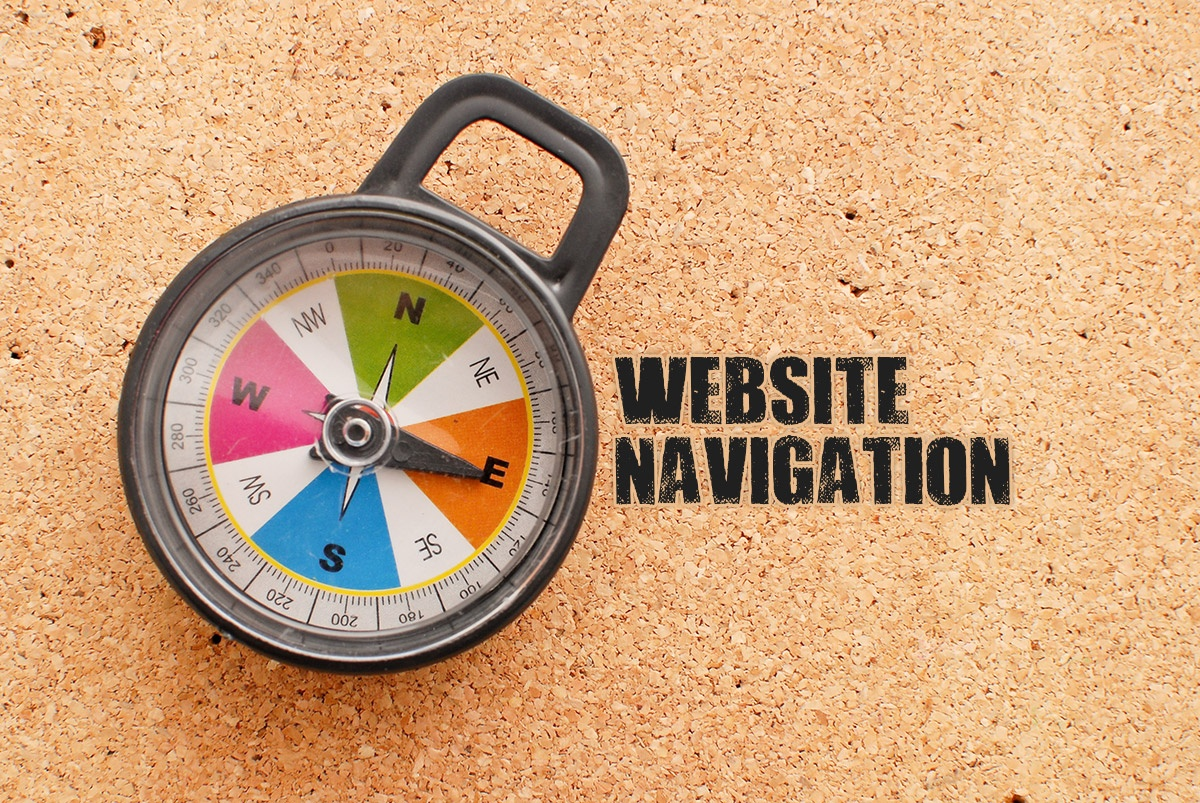 Website navigation: latest trends