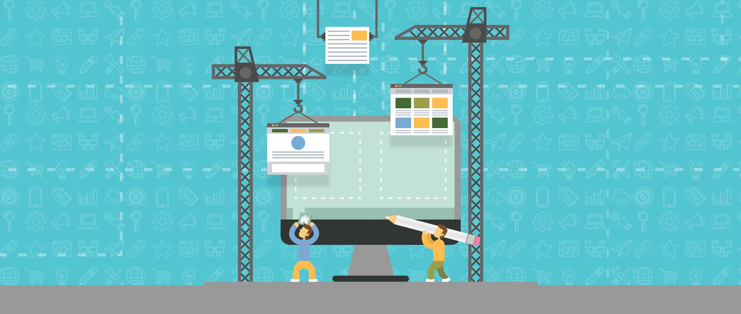 Roles of website architecture in web development