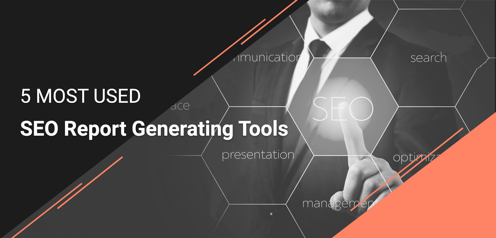 5 Most used SEO report generating tools