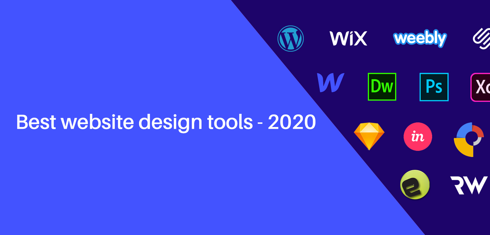 Best Website Design Tools 2020